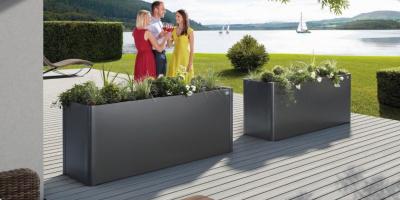 Belvedere, das neue Hochbeet für die Terrasse